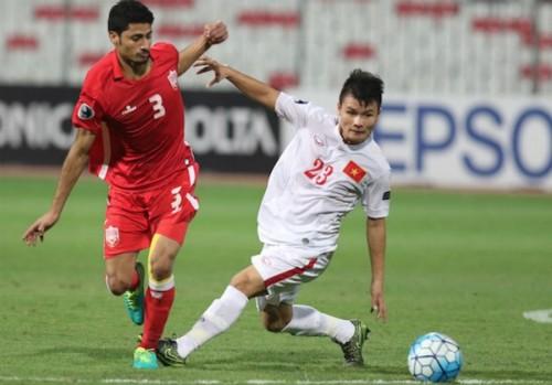 U20 Việt Nam (áo trắng) được kỳ vọng sẽ tạo ra bất ngờ trong lần đầu tiên dự World Cup.