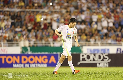 Xuân Trường sẽ tái hợp cùng các đồng đội như Văn Thanh, Văn Toàn, Đông Triều, Công Phượng... thi đấu ở giải U21 quốc tế diễn ra chiều 18/12 trên sân Thống Nhất.