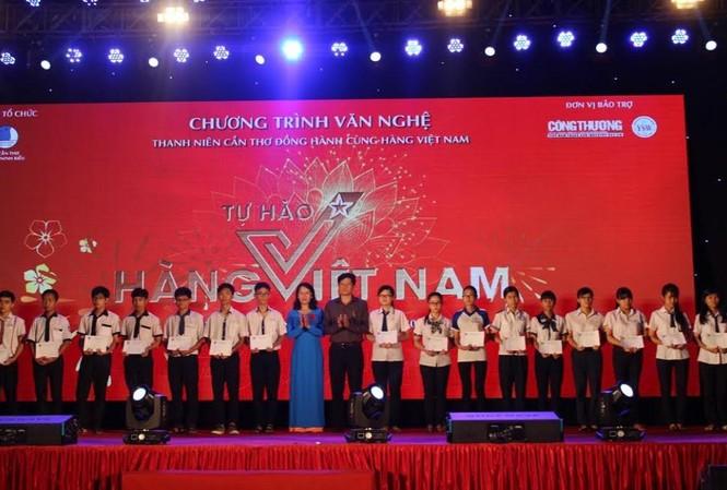 Chương trình nhằm kêu gọi mọi người ưu tiên sử dụng hàng Việt