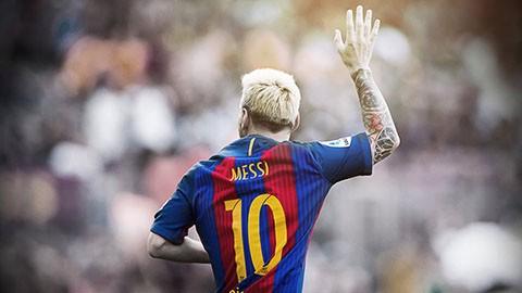 Tại Barca, tất cả đều phải làm nền cho Messi