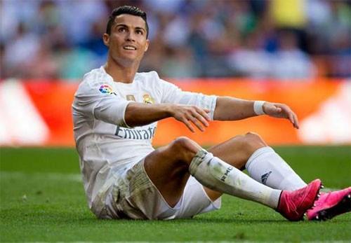 Ronaldo đang có 12 bàn từ đầu mùa La Liga 2016-2017, kém bốn bàn so với hai cầu thủ dẫn đầu cuộc đua Vua phá lưới là Luis Suarez và Lionel Messi. Ảnh: Reuters