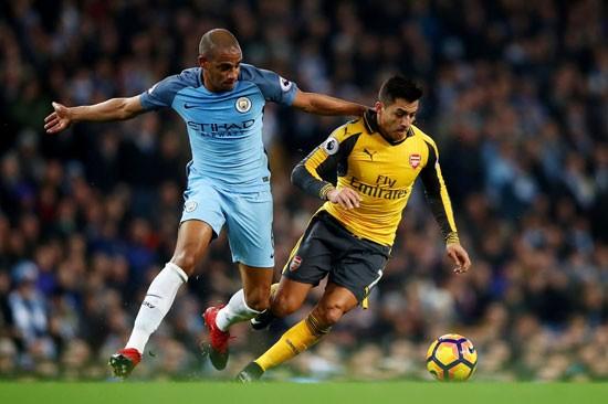 Arsenal vs Man City: Ngày phán xử