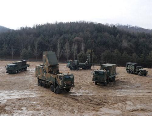 Hàn Quốc sắp có tổ hợp tên lửa đánh chặn tầm thấp mới