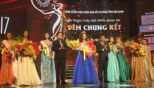 Chung kết 'Người đẹp Kinh Bắc 2017'