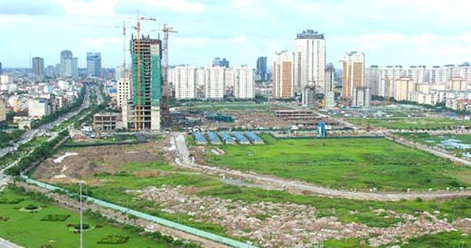 Hà Nội duyệt kế hoạch sử dụng đất 7 quận, huyện