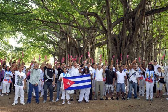 Cuba phóng thích toàn bộ 53 tù nhân Mỹ theo cam kết