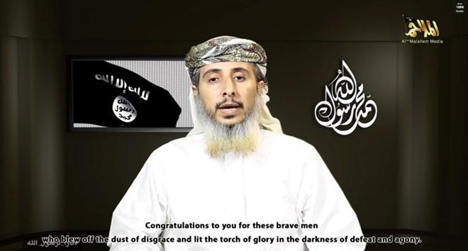 Al-Qaeda tại Yemen nhận trách nhiệm vụ thảm sát tòa soạn báo  Charlie Hebdo ở Paris (Pháp). Ảnh: Reuters