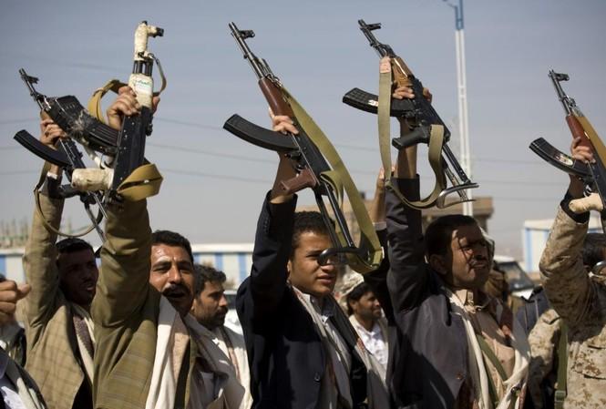 Các tay súng Houthi