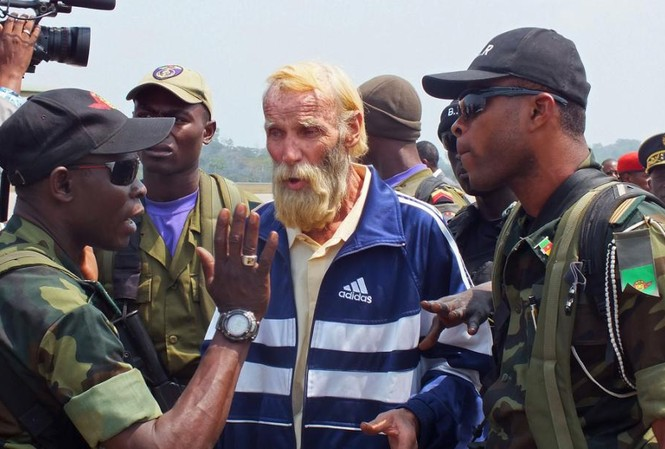 Công dân Đức bị Boko Haram bắt cóc Robert Nitsch Eberhard