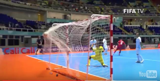 Bàn thắng của Minh Trí lọt tốp 10 bàn thắng đẹp nhất Futsal World Cup 2016