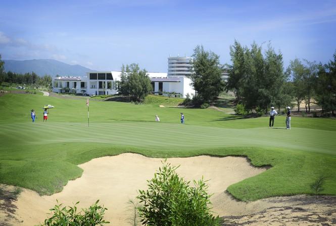 FLC Golf Championship 2017 diễn ra tại Quy Nhơn