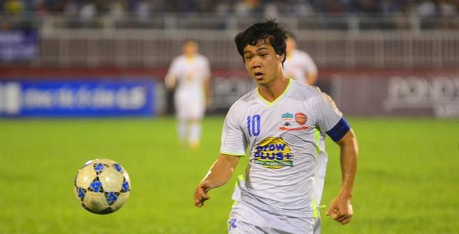 Công Phượng đang có phong độ ổn định ở V-League 2017.