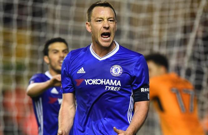 John Terry- đội trưởng vĩ đại của Chelsea