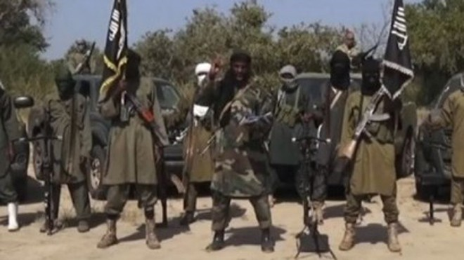 Nhóm phiến quân Boko Haram