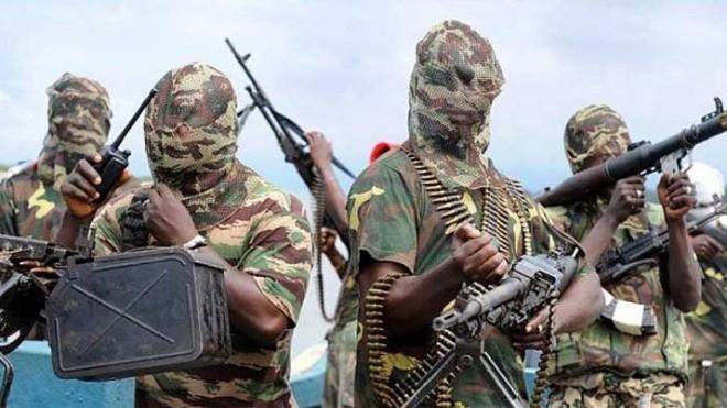 Nhóm phiến quân Boko Haram. Ảnh: Ibtimes.