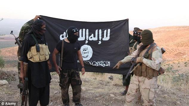 16 phiến quân IS chết tức tưởi trong cuộc họp vì một tên kích nổ nhầm áo bom tự sát