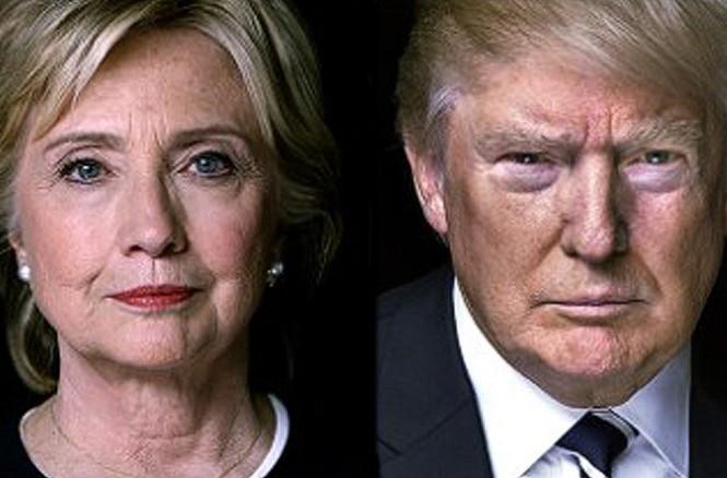 Bà Hillary tiếp tục dẫn trước ông Trump trong thăm dò mới nhất