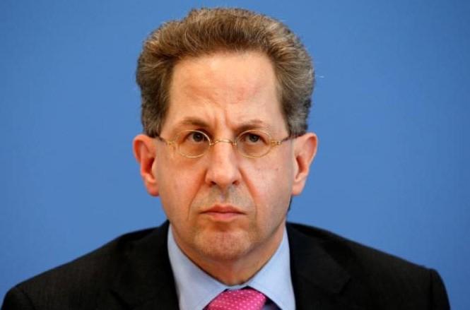 Ông Hans-Georg Maassen, người đứng đầu cơ quan tình báo nội địa Đức (BfV)