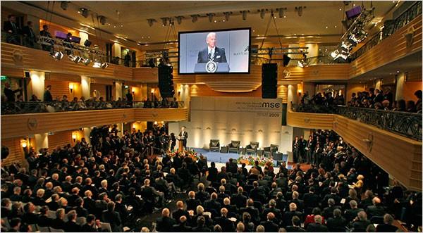 Hội nghị An ninh Munich mới kết thúc hôm 19/2