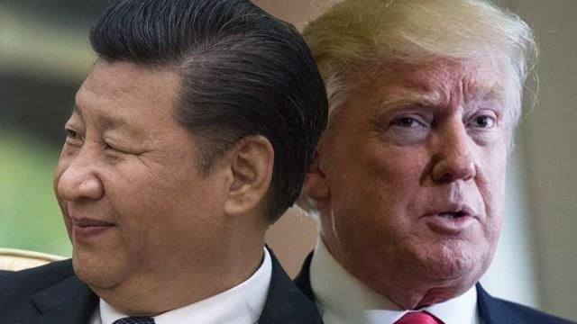 Chủ tịch Trung Quốc Tập Cận Bình (trái) và Tổng thống Mỹ Donald Trump. Ảnh: AP