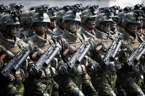 Lực lượng đặc nhiệm mới của Triều Tiên có nhiệm vụ chống ám sát lãnh đạo.