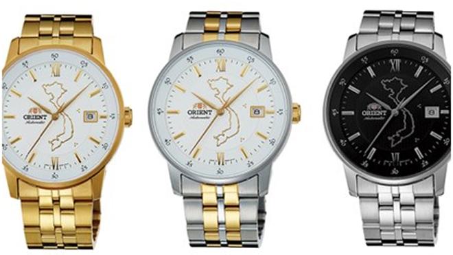 Orient lần đầu giới thiệu bộ sưu tập đồng hồ phiên bản đặc biệt