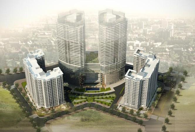 Căn hộ chung cư giá thấp nhất Hà Nội sắp bung hàng