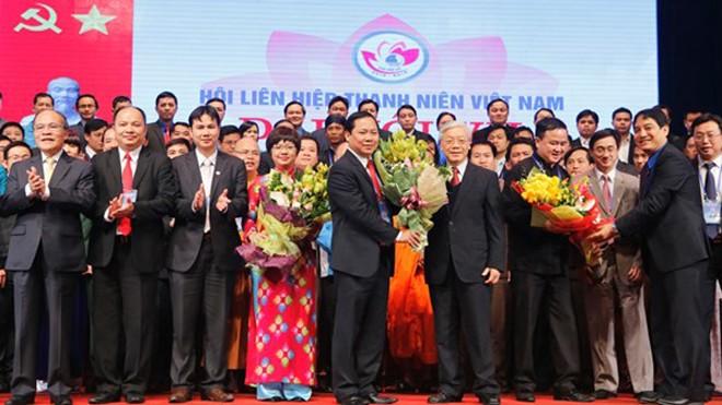 Sabeco đồng hành cùng ĐH hội LHTN Việt Nam lần thứ VII