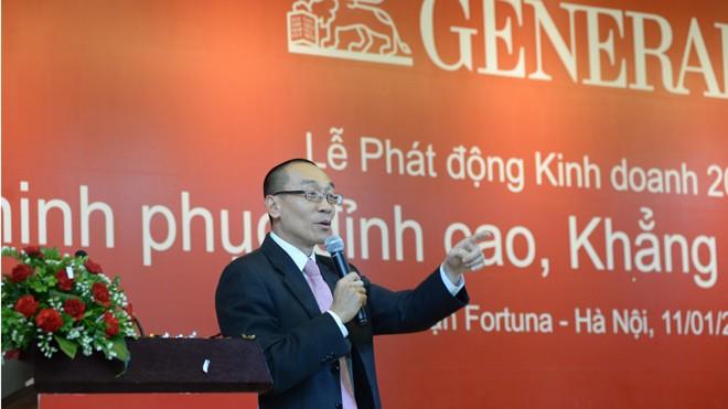 Năm 2014: Generali Việt Nam đạt kết quả kinh doanh ấn tượng