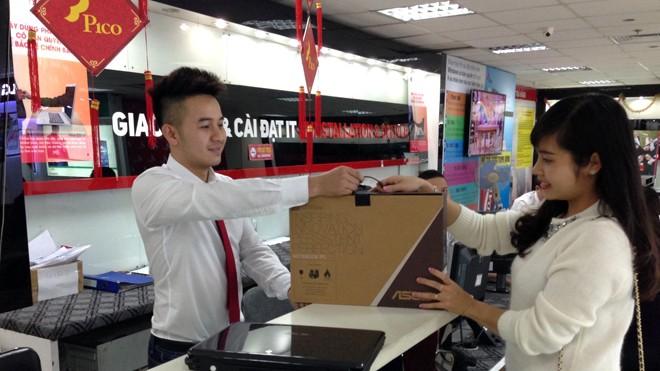 Chỉ với 1.999.000đ cộng với 01 Laptop Asus cũ khách hàng đổi được 1 Laptop Asus mới