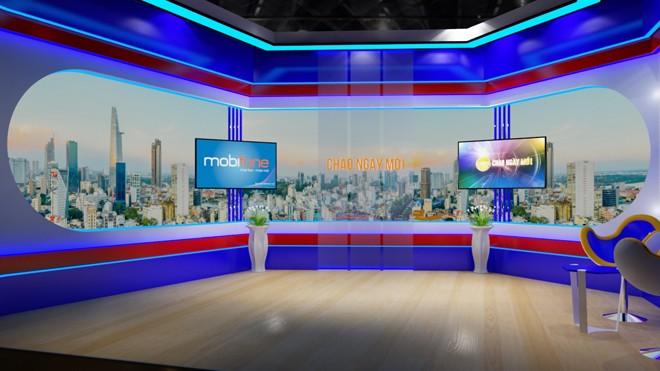 """Truyền hình mobiTV ra mắt """"Chào ngày mới"""""""