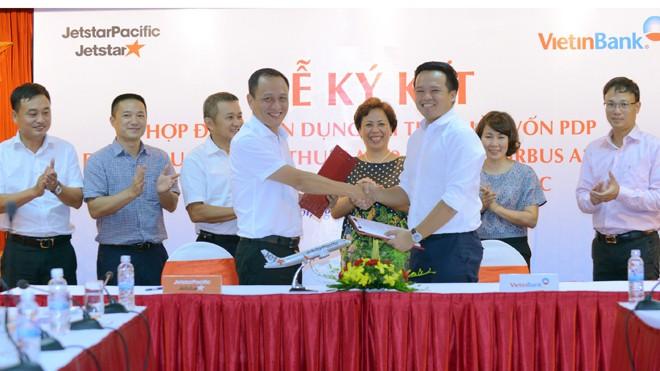 Hợp đồng tín dụng trị giá 117 triệu USD đã được ký kết thành công