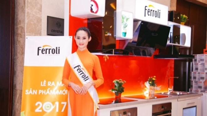 Ferroli ra mắt 3 sản phẩm thiết bị nhà bếp thân thiện môi trường