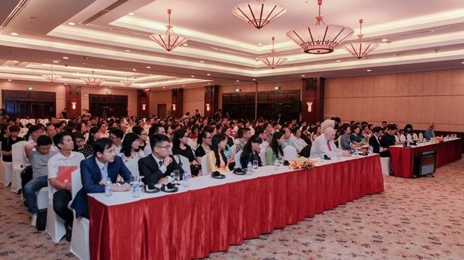 Buổi hội thảo tại Hà Nội và TP. Hồ Chí Minh đã thu hút được hơn 1.000 đại biểu, thể hiện sự quan tâm rất lớn của các bậc phụ huynh, giáo viên, cũng như các nhà quản lý giáo dục.