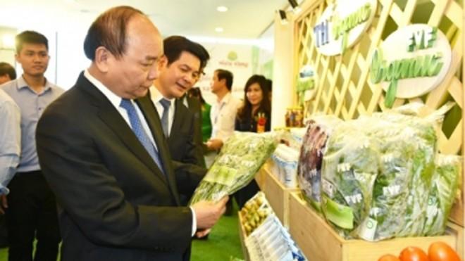 Thủ tướng Chính phủ Nguyễn Xuân Phúc tham dự Hội nghị xúc tiến đầu tư  vào nông nghiệp, nông thôn tại Thái Bình