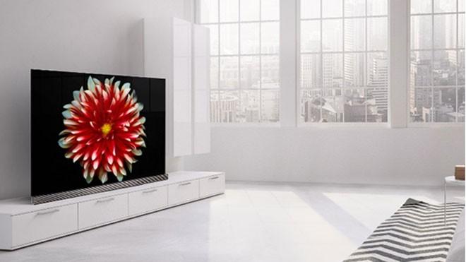 LG ra mắt toàn bộ dòng TV cao cấp 2017 tại Việt Nam