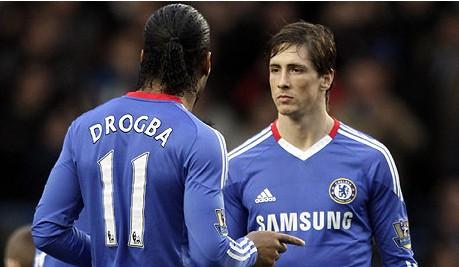 Drogba trở lại Chelsea, Mourinho nghĩ kế bán Torres