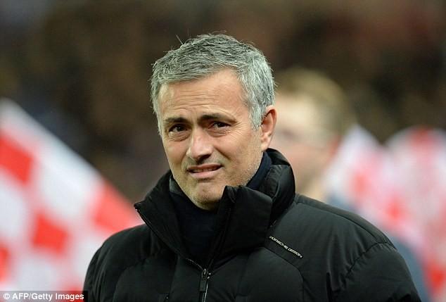 Năm 2004, Mourinho đã chuyển từ Porto tới Chelsea