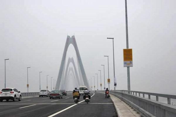Cầu Nhật Tân.