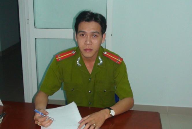 Đối tượng Trần Hữu Lợi.