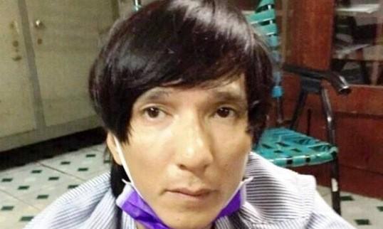 Phạm Văn Thường tại công an.