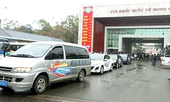 Xe du lịch tự lái Trung Quốc sẽ được đi lại tại TP Móng Cái từ ngày 01/01/2017 theo quyết định của tỉnh Quảng Ninh và các cấp có thẩm quyền.