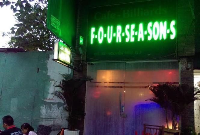 Địa chỉ trên đường Nguyễn Siêu (Q.1) được Công ty TNHH MTV Nhà hàng Nightfall đăng ký tại Sở Kế hoạch và Đầu tư TP.HCM cũng đã chuyển sang kinh doanh quán bar. Ảnh Việt Văn.