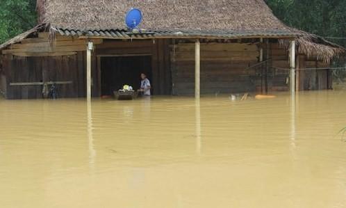 Cập nhật mới nhất về mưa lũ: 24 người chết, nguy cơ chồng lũ