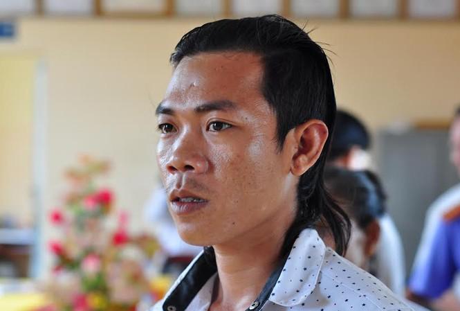 Ông Đại tại buổi xin lỗi do Viện KSND tỉnh Đồng Nai tổ chức.