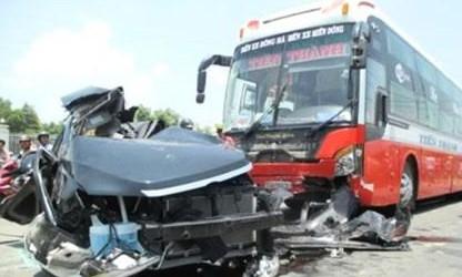 Vào tháng 4/2015, xe của HTX Trung Nam có liên quan đến vụ tai nạn nghiêm trọng làm 6 người chết tại Đà Nẵng.