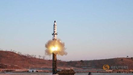 Radio Thế giới 24h: Triều Tiên công bố vụ phóng tên lửa Pukguksong-2
