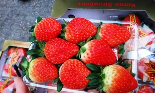 Người Việt ưu tiên dùng hàng ngoại để biếu tặng.