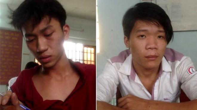 Đô và Quang khai nhận hành vi tại cơ quan điều tra