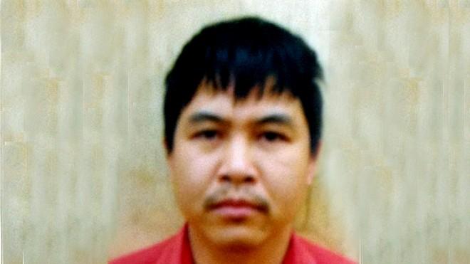 Đối tượng Trần Văn Hưng. Ảnh do cơ quan công an cung cấp